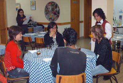 M9, Maio de 2007, Escola EB 2/3 Domingos Capela, Silvalde, Espinho, foto prof. Emídio Almeida