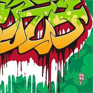 3d Graffiti Lettering Styles Alphabet