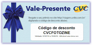 Vale Presente CVC