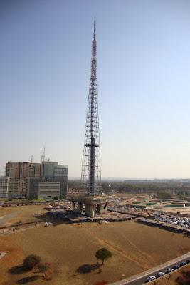 Torre de TV, em Brasília - DF