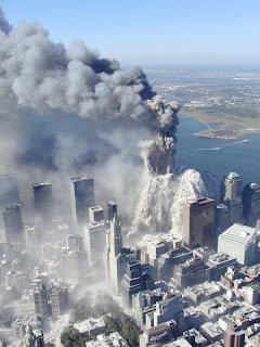 Why 2 planes DIDNT hit the World Trade Center on 9/11 - Off-Topic
