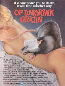 If Your Movie Is A Part Of The Animals Gone Amuck Genre Just Go With It Dont Try To Sex Up A Movie About A Rat