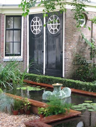Bible Museum Garden