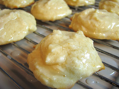 Iced Lemon Rounds