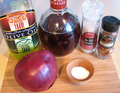 Greek Steak Pita with Tzatziki Sauce and Marinated Red Onion