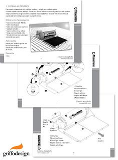 griffodesign: Manual Técnico de Produtos