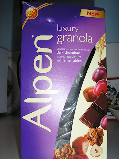 Alpen Luxury Granola