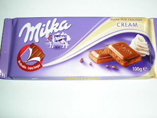 Milka Cream