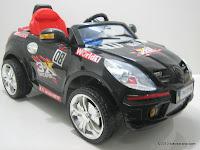 2 Mobil Mainan Aki PLIKO PK8718N X-3 RACERS