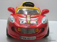 1 Mobil Mainan Aki PLIKO PK8318N PRO MOTORACER 7