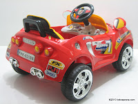 PLIKO PK8318N PRO MOTORACER 7 Battery Children Car