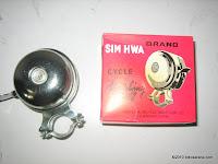 Revolving Bell SIM HWA