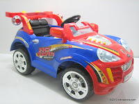 PLIKO PK9100N TURBO L Rechargeable-battery Operated Toy Car