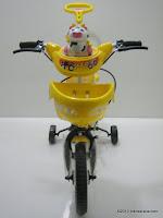Sepeda Anak EVERGREEN DL80 JEEP Tongkat Kemudi - Musik 12 Inci 3