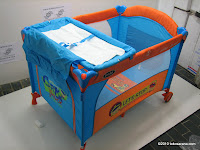 3 Baby Playard PLIKO LB515