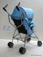 4 Kereta Bayi BABYDOES BD203 Buggy