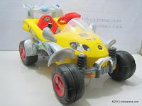 2 Mobil Mainan Aki PLIKO PK9888N FORMULA 1