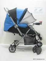3 Kereta Bayi CREATIVE BABY BS258 Deluxe - Ayunan