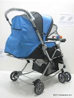 4 Kereta Bayi CREATIVE BABY BS258 Deluxe - Ayunan