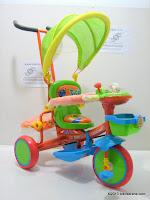 1 Sepeda Roda Tiga PORORO Toto 2