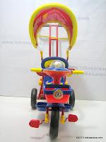 1 Sepeda Roda Tiga PORORO Leonardo