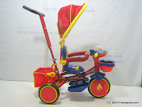 3 Sepeda Roda Tiga PORORO Leonardo