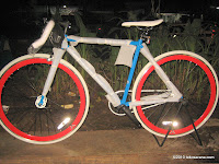 Sepeda Fixie SUN CITY 700C