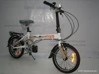 3 Sepeda Lipat ELEMENT FLASH 16 Inci