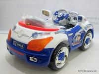4 Mobil Mainan Aki ELITE QY2018 POLICE 4