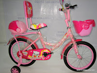 Sepeda Anak EVERBEST 16-999 SANDARAN