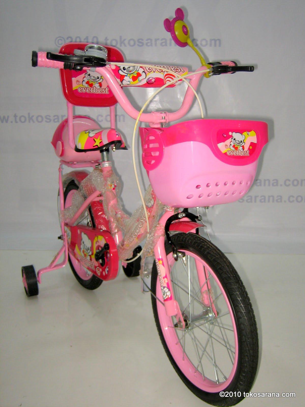 tokosarana™ | Mahasarana Sukses™: Sepeda Anak Everbest 16