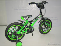 4 Sepeda Anak GIANT EXCEL 16 Inci