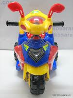 2 Motor Mainan Aki JUNIOR SPACE STAR