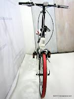 2 Sepeda Lipat CHEVROLET CHEVY 20 Inci