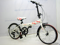 3 Sepeda Lipat CHEVROLET CHEVY 20 Inci