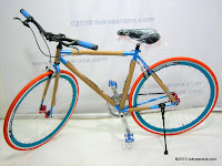 1 Made-to-Order Sepeda Fixie UNITED SOLOIST 700C x 490mm