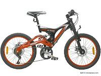 Sepeda Gunung WIMCYCLE TRAILBLASTER 20 Inci