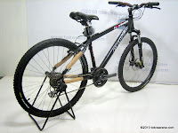 Sepeda Gunung UNITED DOMINATE X-Country 24 Speed Shimano  26 Inci x 406mm