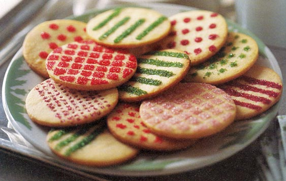 Decorate Christmas Cookies Easily Content In A Cottage