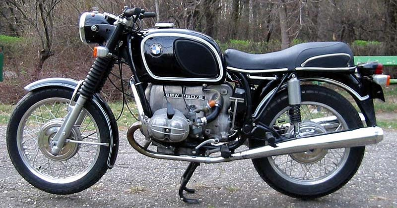 1971 bmw r60 classic and vintage motorcycles. Black Bedroom Furniture Sets. Home Design Ideas