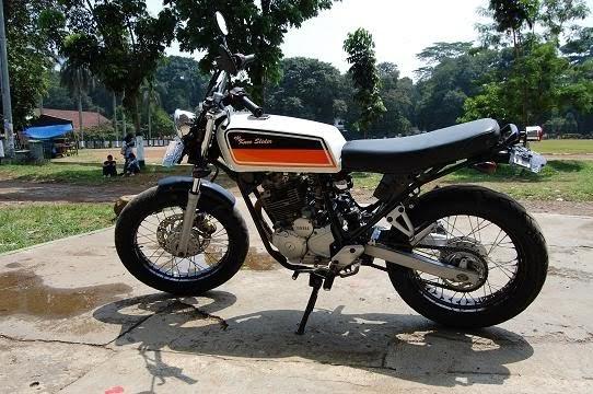 Motorcycle Performance: Yamaha Scorpio Z [Modifikasi