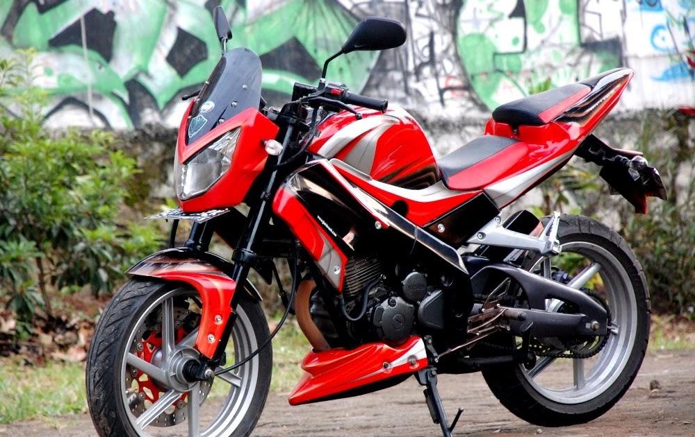 Modif StreetFighter Yamaha Scorpio R6 | auto modif-ikasi ...  Modif StreetFig...