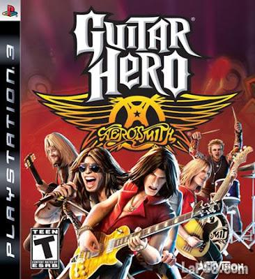 Guitar Hero Aerosmith: Guitarra y Caratula 780480639f0638f8