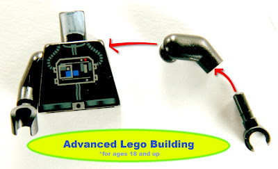 Paul Romein   Blog » Advanced Custom Lego Building for Dummies