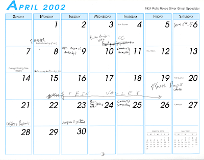 Paul Romein | Blog » 2002 » April  Paul Romein | B...