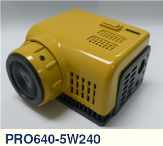 Portable Projectors Himax Hx7027 5w80 Henry Module And