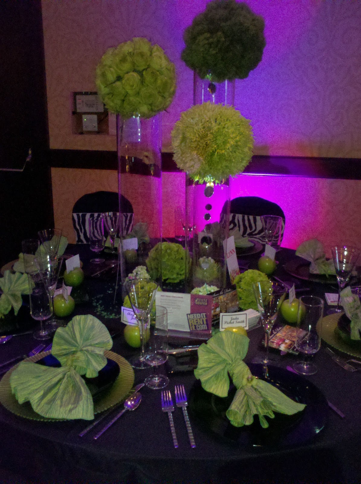 Floral Decor: Wedding & Event Planning