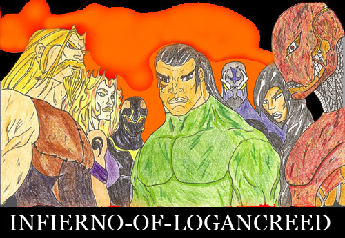 INFIERNO OF LOGANCREED