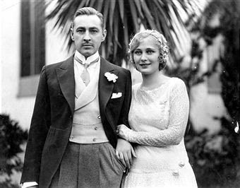 Image result for dolores costello and john barrymore