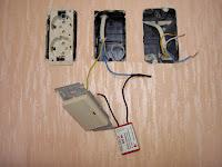 Подключение выключателей и розеток Anam